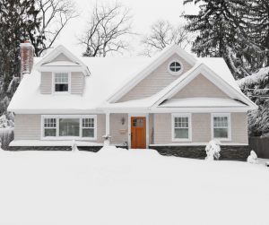 5 Winter Home Selling Tips to Elevate Curb Appeal