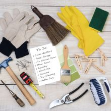 Summer Honey-Do List: Home Projects to Keep Your Home Looking Great.